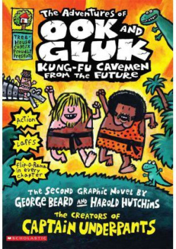 ADVENTURES OF OOK AND GLUK KUNG-FU