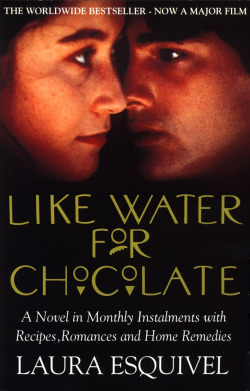 (esquivel).like water for chocolate