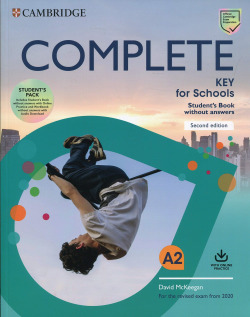 (PACK).COMPLETE KEY FOR SCHOOLS (A2).(ST+WB+KEY)