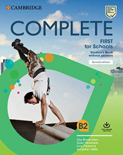 COMPLETE FIRST FOR SCHOOLS.(STUDENT'S BOOK+KEY+ONLINE PRACTICE)