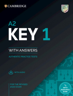 A1 KEY 1 FOR REVISED EXAM STUDENT'S + KEY + AUDIO 2020