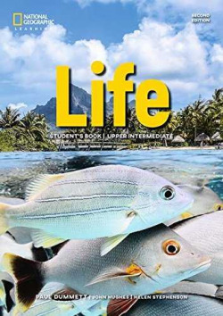 LIFE UPPER-INT STUDENT´S BOOK WITH APP CODE