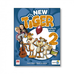 NEW TIGER 2 PUPIL'S BOOK PACK
