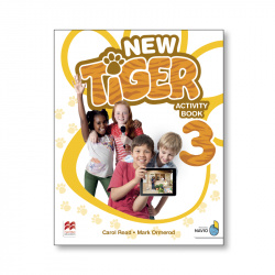 NEW TIGER 3 ACTIVITY BOOK PACK