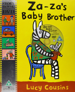 Za-Za's baby brother (+DVD)