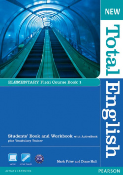 (12).NEW TOTAL ENGLISH ELEMENTARY FLEXI COURSEBOOK 1 PACK