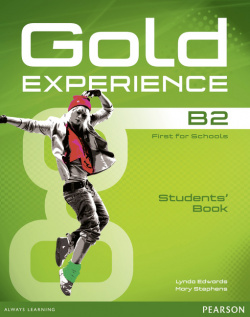 Gold experience B2 students +dvd