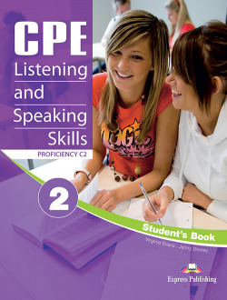 CPE LISTENING AND SPEAKING SKILLS 2 STUDENT´S BOOK
