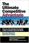 THE ULTIMATE COMPETITIVE ADVANTAGE - SECRETS OF CONTINUALLY DEVELOPING A MORE PROFITABLE BUSINESS MO