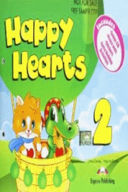 (N).(12).HAPPY HEARTS 2 (5 ANOS).PUPILS PACK.(+OPTIONALS)