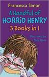 A handful of horrid henry 3-in-1
