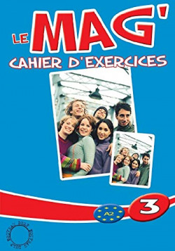 LE MAG 3 CAHIER D´EXERCICES