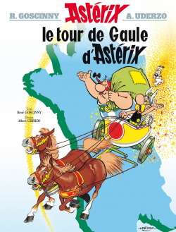 5.ASTERIX:TOUR DE GAULE D'ASTERIX (FRANCES)