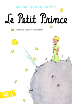 100.PETIT PRINCE.(FOLIO JUNIOR 4)