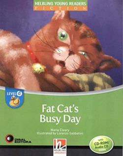 FAT CAT'S BUSY DAY + CD