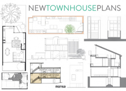 NEW TOWNHOUSE PLANS