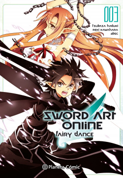 SWORD ART ONLINE FAIRY DANCE