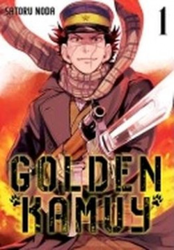 GOLDEN KAMUY 1