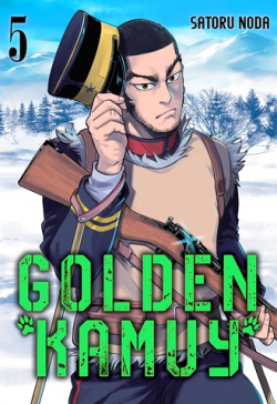 GOLDEN KAMUY 5