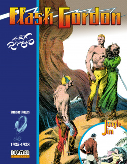 FLASH GORDON/JÍM DE LA JUNGLA 1935-1938