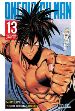 One Punch Man 13