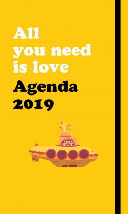 AGENDA ANUAL ALL YOU NEED IS LOVE 2019