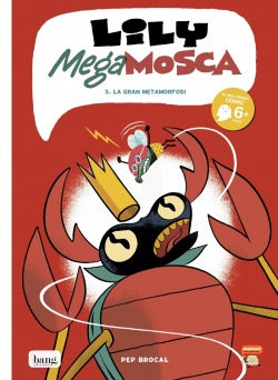 LILY MEGA MOSCA - VOL 3 - CAT
