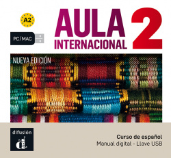 AULA INTERNACIONAL 2 USB DIGITAL VERSION