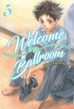 WELCOME TO THE BALLROOM 5