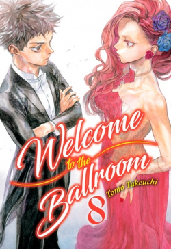 WELCOMO TO THE BALLROOM 8