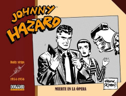 JOHNNY HAZARD 1954-1956