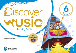 DISCOVER MUSIC 6 ACTIVITY BOOK PACK