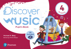 DISCOVER MUSIC 4 PUPILS BOOK PACK