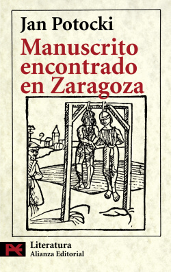 Manuscrito encontrado en Zaragoza