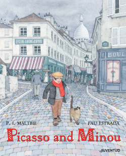 PICASSO AND MINOU (INGLÉS)