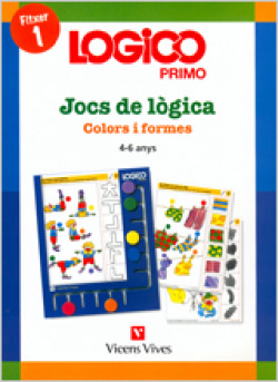 (CAT).LOGICO PRIMO.1.COLORS I FORMES.(3-5 ANYS)