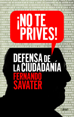 ­No te prives!