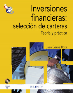 INVERSIONES FINANCIERAS:SELECCION DE CARTERAS.(+CD)