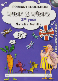 2.MUSIC AND MUSICA (+DVD).(STUDENT ACTIVITY BOOK)