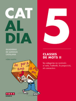 5 CLASSES DE MOTS II. CAT AL DIA 2019