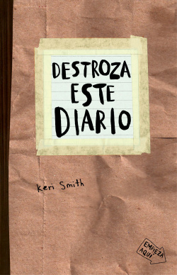 Destroza este diario craft