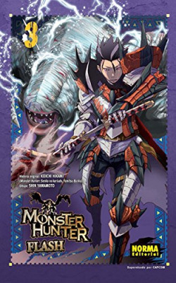 Monster Hunter Flash, 3