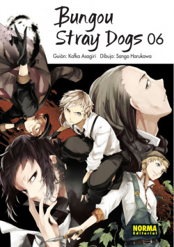 BUNGOU STRAY DOGS 6