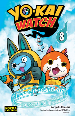 YO-KAI WATCH 8