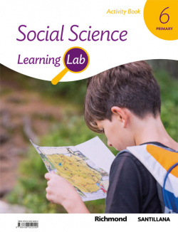 SOCIAL SCIENCE 6ºPRIMARIA. ACTIVITY. LEARNING LAB 2019