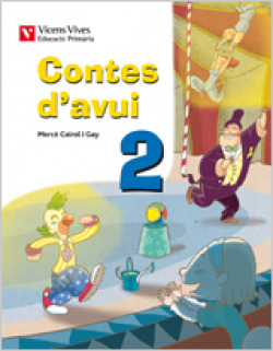 (BAL).(11).CONTES D'AVUI 2N.PRIM.(LECTURES).*BALEARES*
