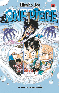 ONE PIECE Nº68