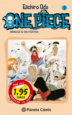 One piece nº1 especial