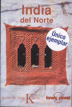 INDIA DEL NORTE.LONELY PLANET