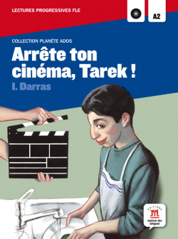 (19).arrete ton cinema, tarek!.(+cd)collection planete ados